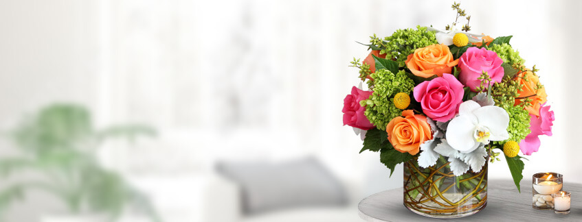 Flower delivery in Indonesia