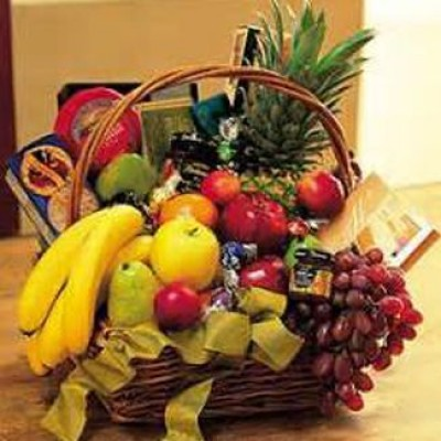 Fruits and Snack